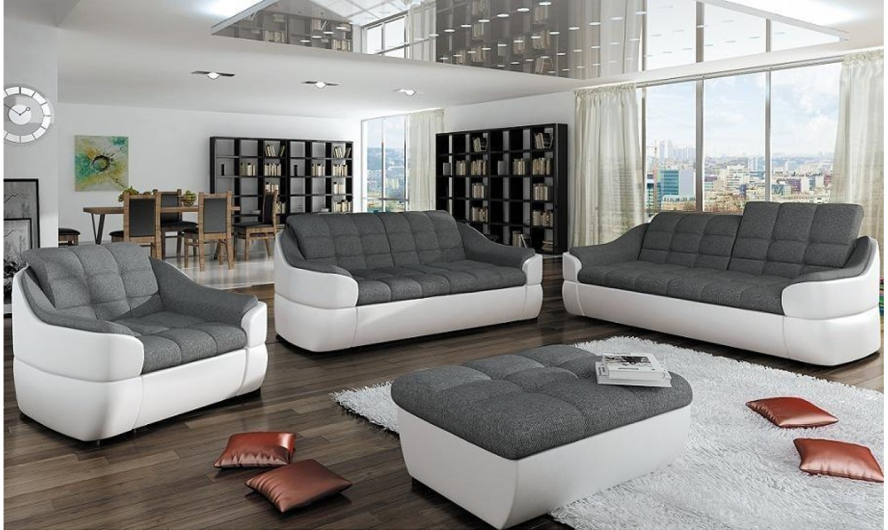 set canapele infinity 3 2 1. Black Bedroom Furniture Sets. Home Design Ideas