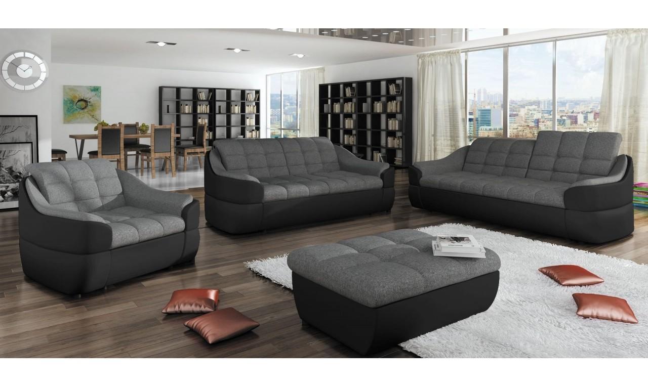 set canapele infinity 3 2 1. Black Bedroom Furniture Sets. Home Design Ideas