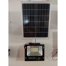 Proiector LED(100W) cu Panou Solar si telecomanda! COD:SF-880100